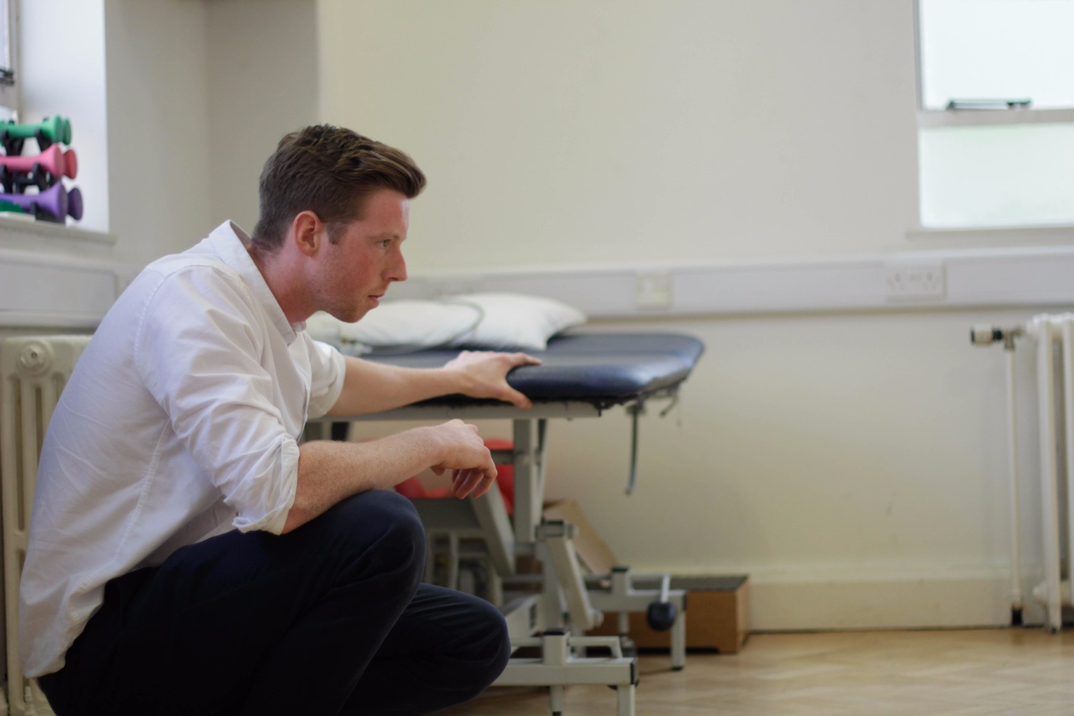 Lead Orthotics UK Therapist - Chris Bowden